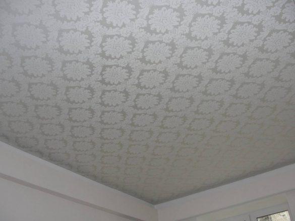 тканевые натяжные потолки могилев фотография