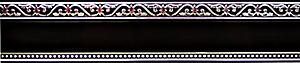 карниз монарх черный изображение